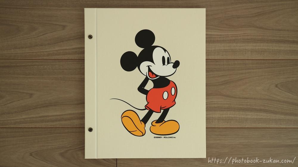 2019年用!ALBUS(アルバス)にミッキーマウスのアルバムが登場